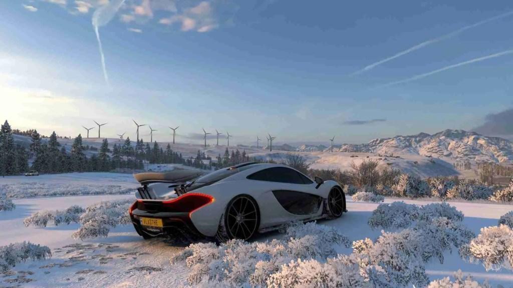 Forza Horizon 5 - Ten Video Games