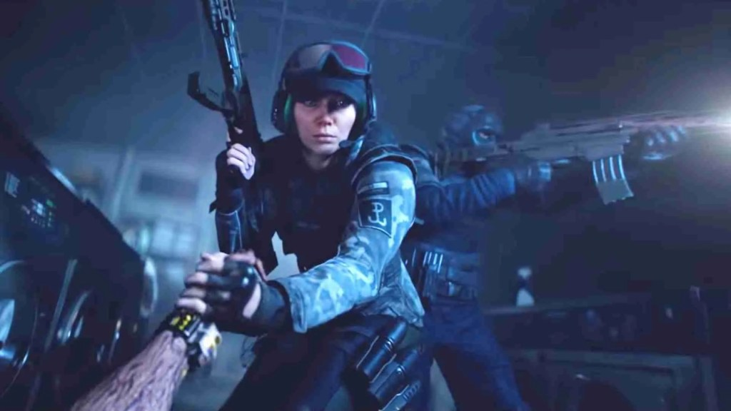 Rainbow Six Quarantine/Parasite - Ten Video Games
