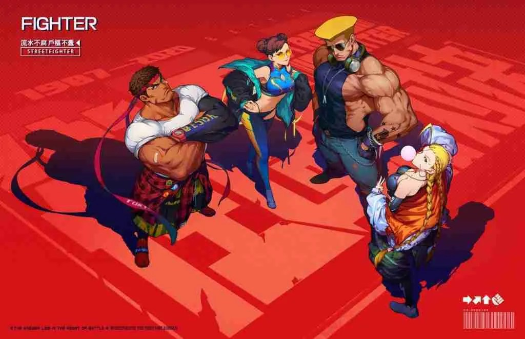 Stylish Street Fighter: Duels