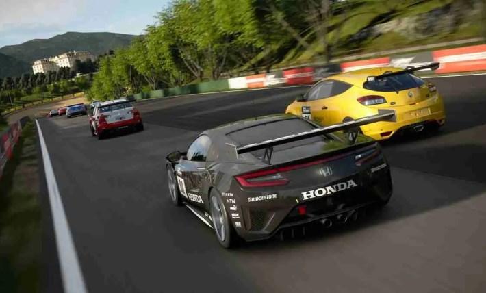 Gran Turismo 7 career