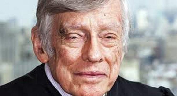 Murió el juez Griesa