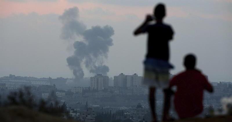 Jerusalén Capital: Dos muertos y cientos de heridos en una ola de violencia en Medio Oriente