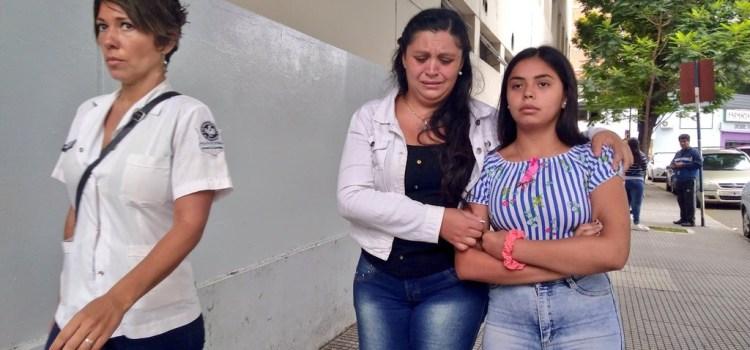 La esposa de Peralta pidió por que haya justicia