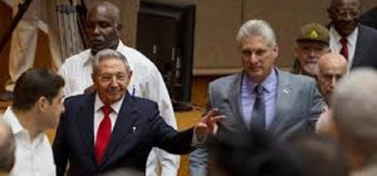 Díaz Canel será el nuevo presidente de Cuba