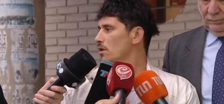 El Jurado Popular absolvió a Oyarzún