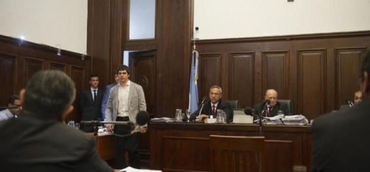 El hijo de Alperovich declaró en el caso Lebbos