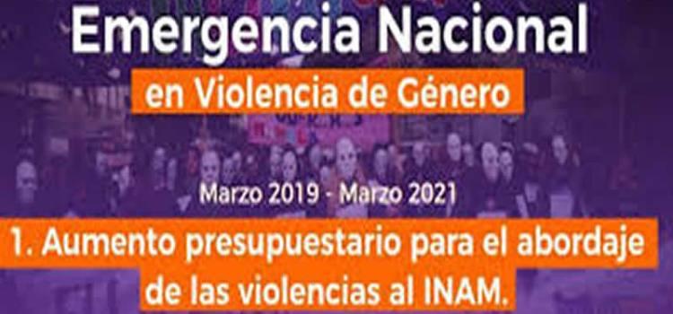 MuMaLá lanza Campaña #Emergencia Nacional en Violencias de Género