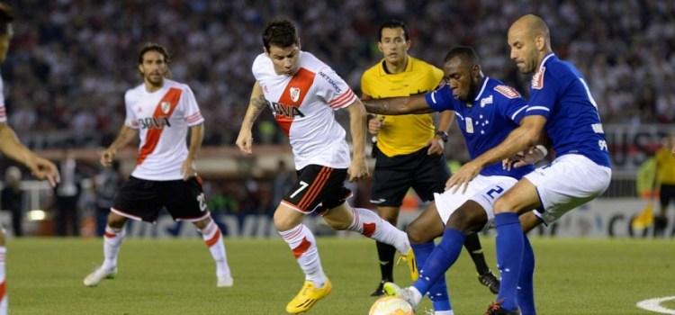 River recibe a Cruzeiro por la Libertadores