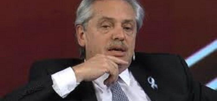Fernández aseguró que mantuvo «una buena charla» con Macri y abogó por «un diálogo franco»