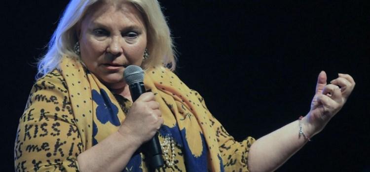 Elisa Carrió presentará su libro en Tucumán