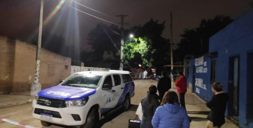 La Fiscalía de Homicidios investiga el asesinato de un joven en barrio Olleros