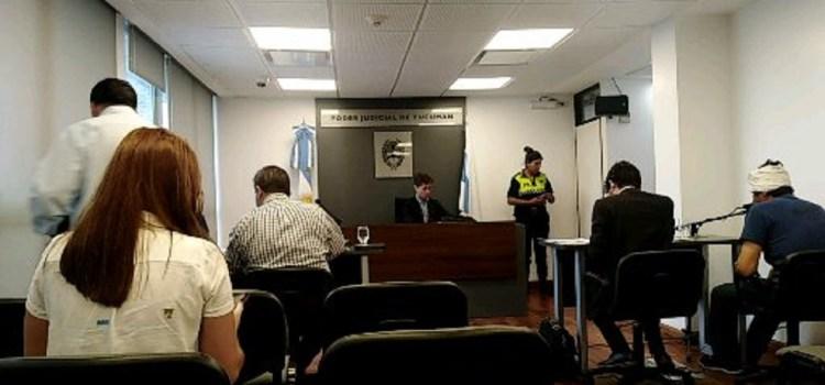 Prisión preventiva para el femicida de Los Sarmiento