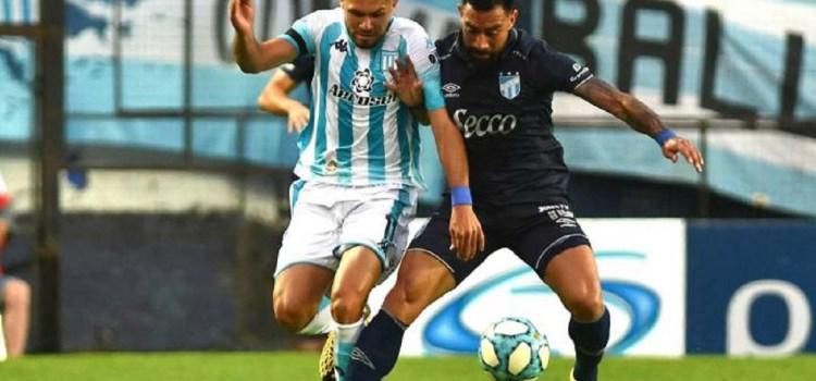 Justo empate de Atlético en el cilindro de Avellaneda