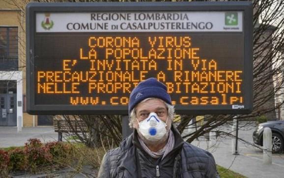 Italia busca al «paciente cero» que introdujo el coronavirus