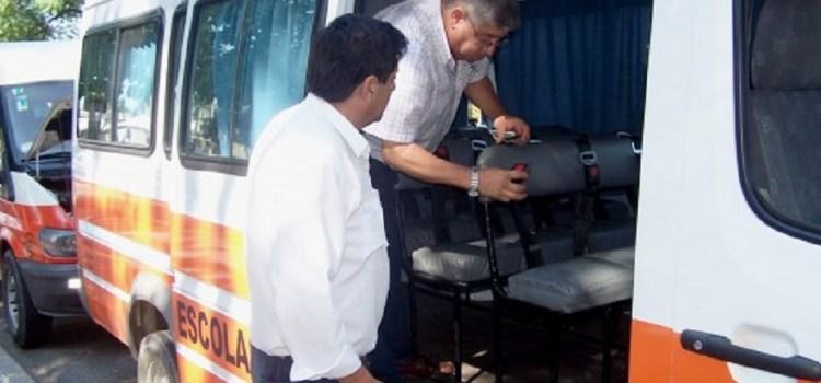 Continúa la Inspección Técnica Obligatoria de transportes escolares