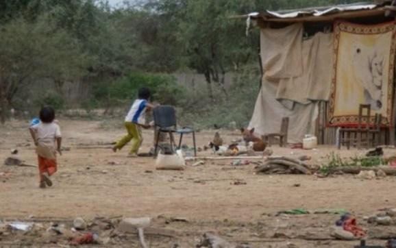 Advierten que hay al menos 32 niños wichí internados en Salta por desnutrición