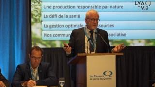 Jean Larose - Directeur général – Les Éleveurs de porcs du Québec