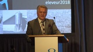 Laurent Lessard- Ministre de l'Agriculture, des Pêcheries et de l'Alimentation