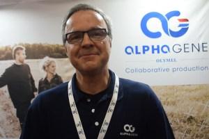 Marquis Roy, Alphagene- Directeur technique en production porcine