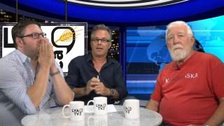 Mathieu Bock-Côté, Yannick Patelli & Roméo Bouchard