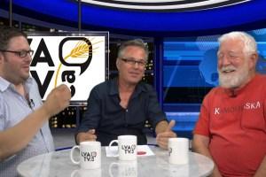 Mathieu Bock-Coté, Yannick Patelli et Roméo Bouchard