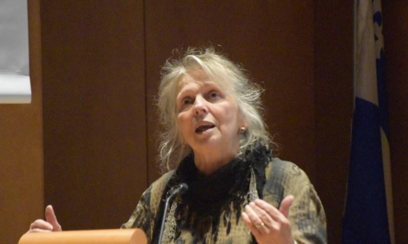 Mireille Bonin de Voix Citoyenne
