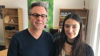 Yannick Patelli et Geneviève Lalumière