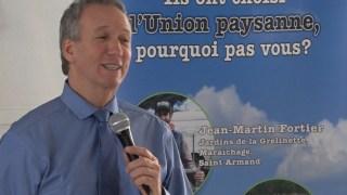 André Lamontagne, Ministre de l'Agriculture, des Pêcheries et de l'Alimentation