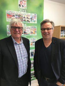 Guy Debailleul et Yannick Patelli