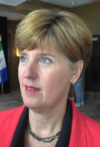 Marie-Claude Bibeau, ministre fédérale de l'Agriculture et de l'Agroalimentair