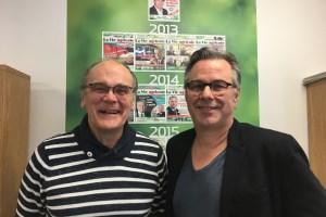 Don Buckingham et Yannick Patelli
