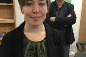 Marie-Christine Lalande et Yannick Patelli