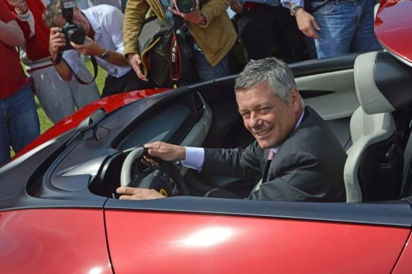1 Pininfarina Tribute Rally copyright Stuart Blakley