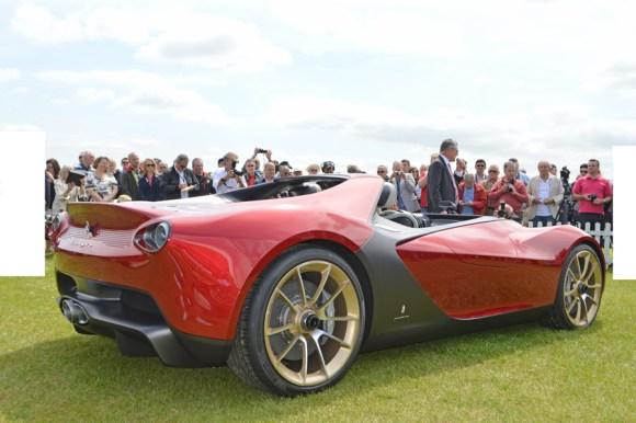 2 Pininfarina Tribute Rally copyright Stuart Blakley