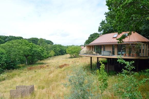 Chewton Glen Treehouse © lvbmag.com