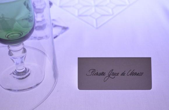 Princess Grace Baccarat Invitation © Stuart Blakley lvbmag.com