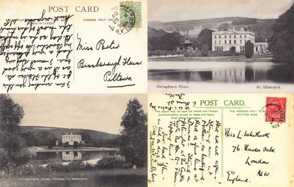 Curraghmore Postcards Lavender's Blue