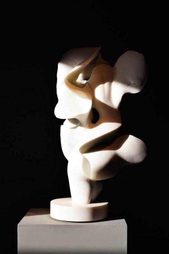 Masterpiece 2014 Contemporary Sculpture © Stuart Blakley Lavender's Blue