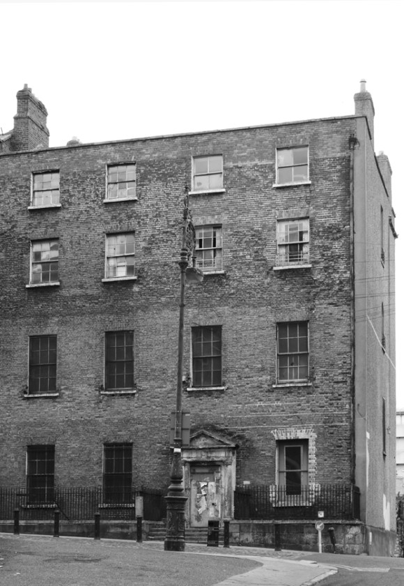 Henrietta Street Townhouse Dublin © Lavender's Blue Stuart Blakley