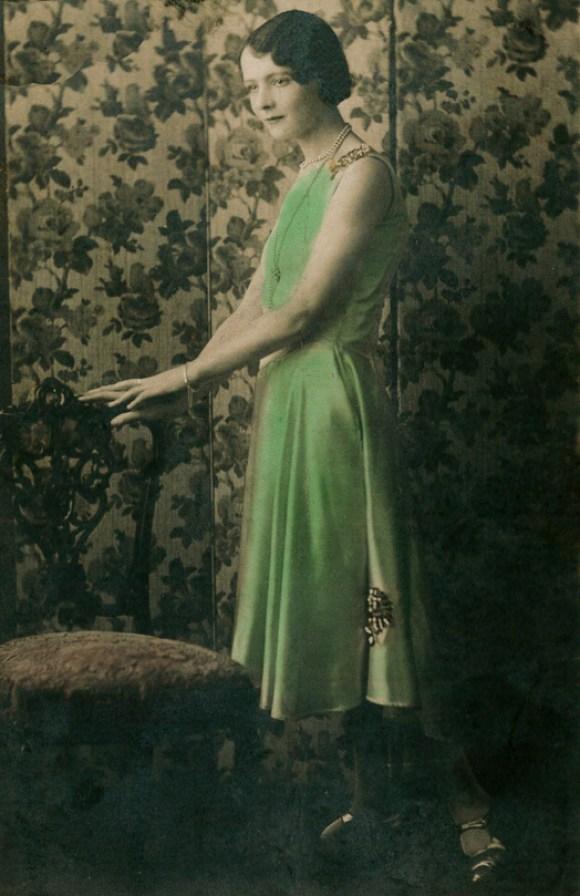 Wilhelmina Elizabeth Blakley © Lavender's Blue Stuart Blakley
