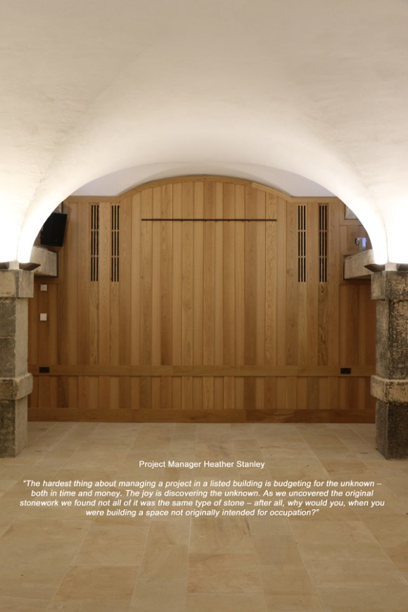 Christ Church Spitalfields Crypt Doors © Lavender's Blue Stuart Blakley