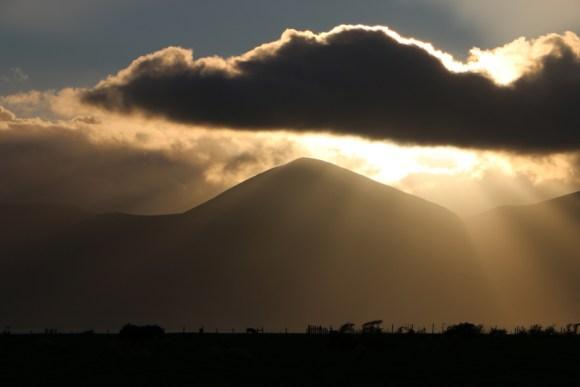 Mountains of Mourne Sunset © Lavender's Blue Stuart Blakley