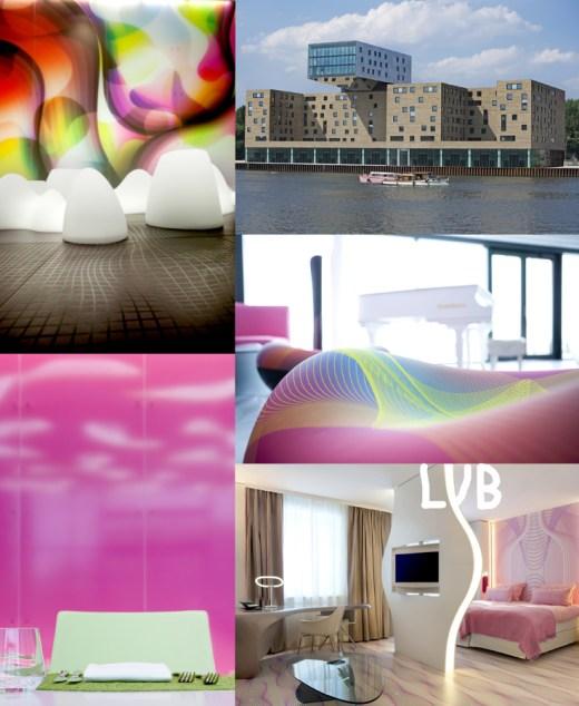Hotel nhow Berlin © Lavender's Blue Stuart Blakley