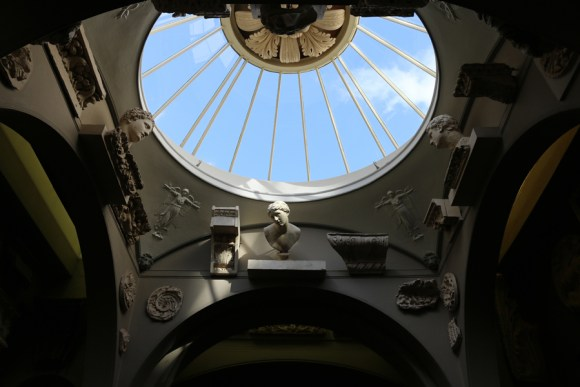 Sir John Soane Museum Dome © Lavender's Blue Stuart Blakley