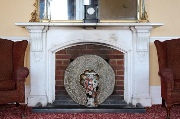 Bel-Air Hotel Ashford Fireplace © Lavender's Blue Stuart Blakley