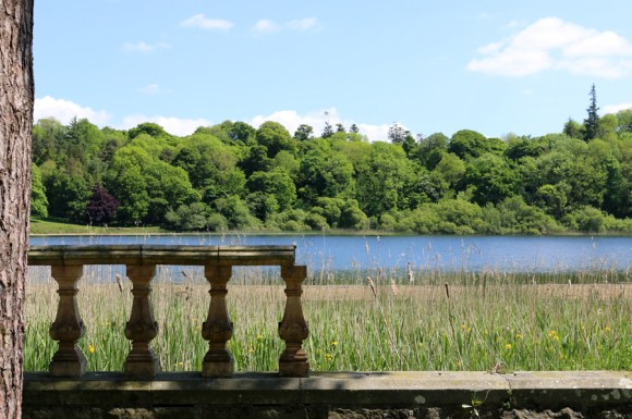 Castle Leslie Glaslough Lake © Lavender's Blue Stuart Blakley