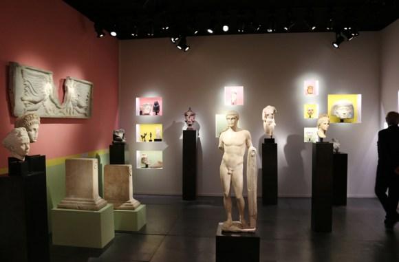 Galerie Chenel Masterpiece Fair 2016 © Lavender's Blue Stuart Blakley