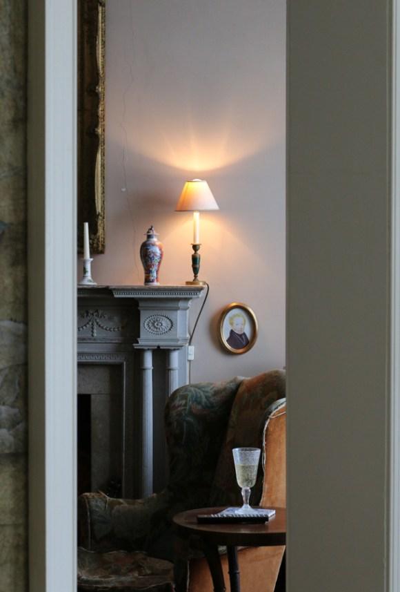 The Summer House Hampstead Library © Lavender's Blue Stuart Blakley