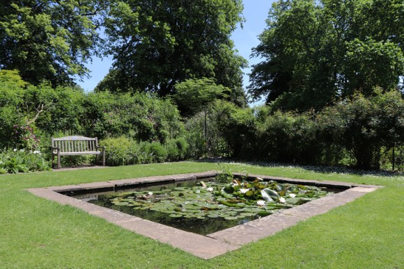 Preston Manor Brighton Pond © Lavender's Blue Stuart Blakley