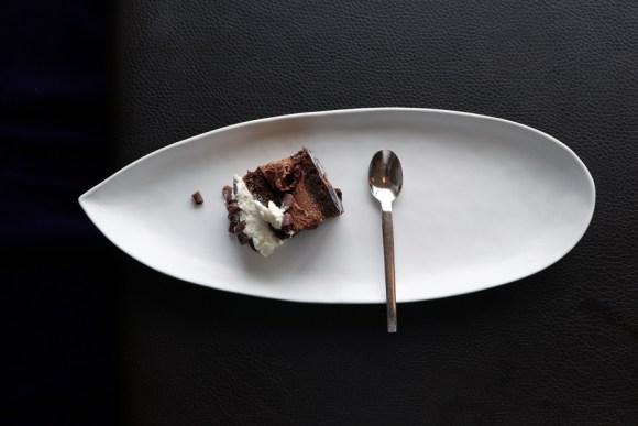 Le Channel Restaurant Calais Pudding © Lavender's Blue Stuart Blakley